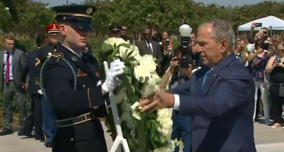 Hoa Kỳ tổ chức lễ tưởng niệm ngày 11 tháng 9