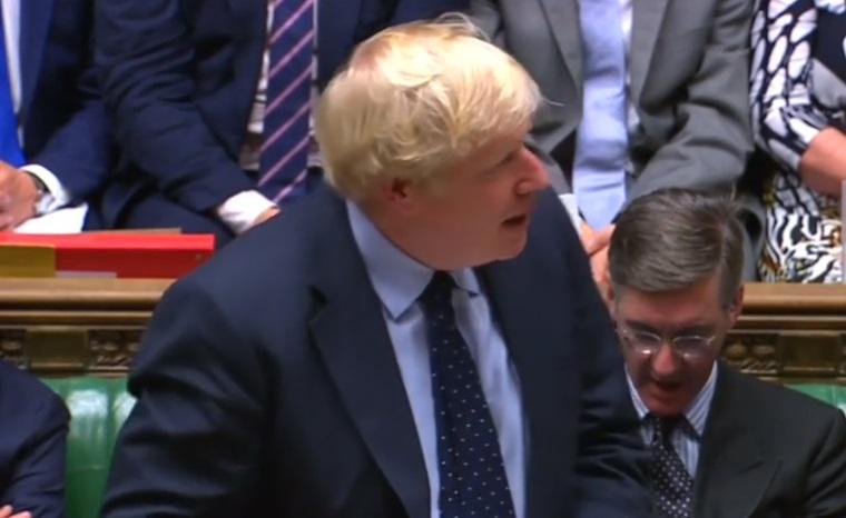 Phe phản đối Brexit đánh bại thủ tướng Anh Boris Johnson tại quốc hội
