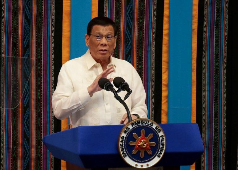 Tập Cận Bình hứa thỏa thuận khí đốt nếu Duterte bỏ qua phán quyết tòa án quốc tế