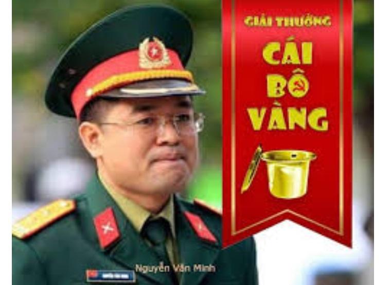 """Đại tá Nguyễn Văn Minh hay """"văn là người"""" (An Viên)"""