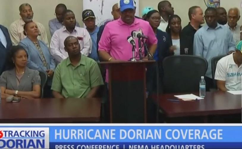 5 người thiệt mạng sau khi bão Dorian tàn phá Bahamas