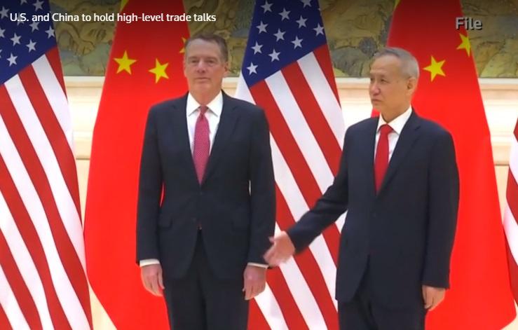 Trung Cộng và Hoa Kỳ sẽ tiếp tục đàm phán thương mại cấp cao vào tháng 10