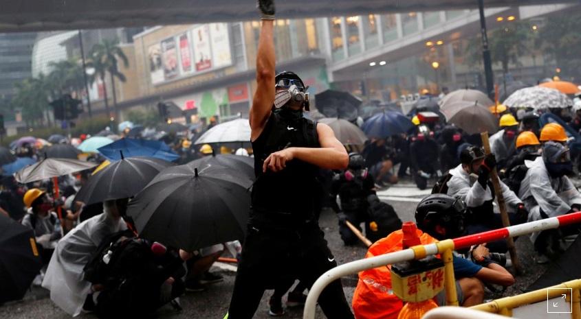 """Trung Cộng sẽ """"nghiền nát"""" những nỗ lực tách Hồng Kông khỏi đại lục"""