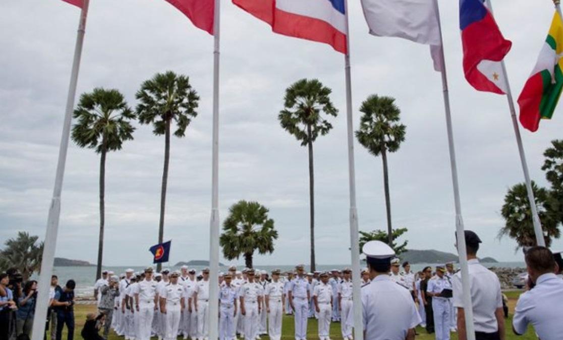 Cuộc tập trận hàng hải đầu tiên giữa Hoa Kỳ-Asean kết thúc thành công