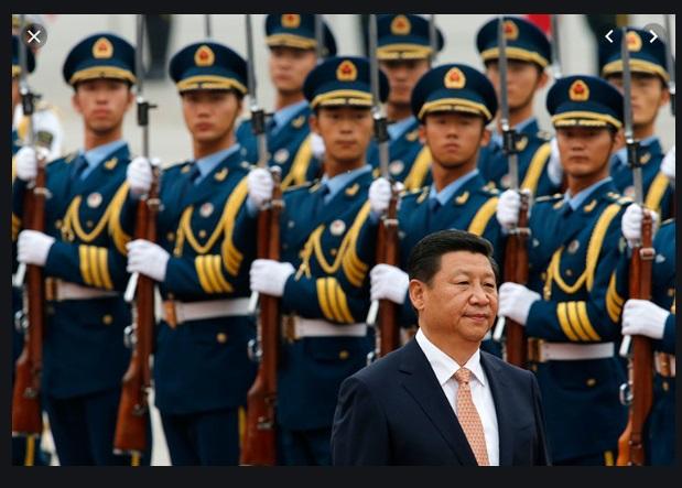 Trung Quốc xây cao tốc biên giới, bệ phi đạn, chuẩn bị đánh Việt Nam (Việt Báo)