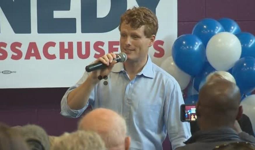 Joe Kennedy III bắt đầu chiến dịch tranh cử vào Thượng Viện Hoa Kỳ
