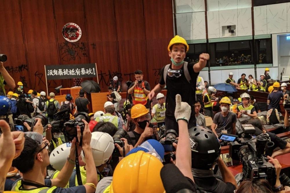 Người biểu tình Hong Kong muốn có được quyền dân chủ toàn diện