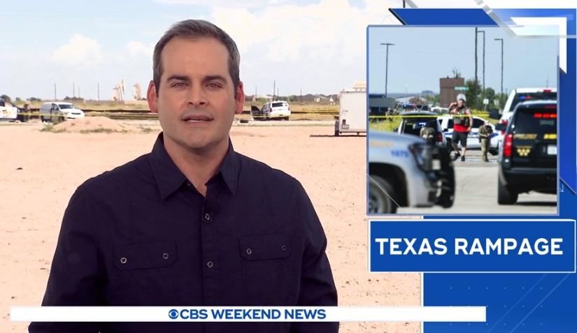 Luật súng Texas lại được nới lỏng chỉ một ngày sau vụ nổ súng hàng loạt Odessa