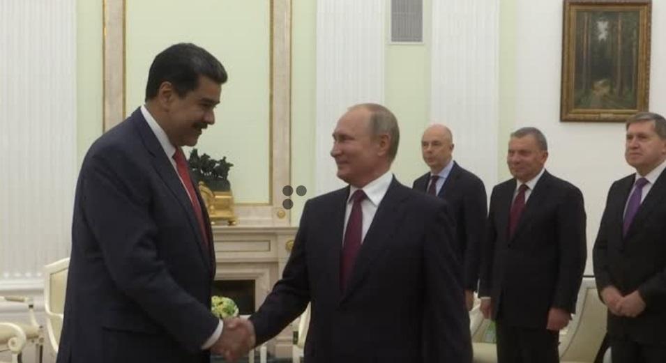 Tổng thống Putin ủng hộ kế hoạch đàm phán giữa chính quyền Maduro và phe đối lập
