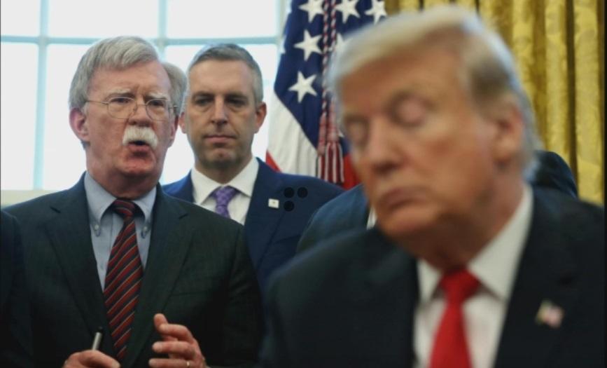 Tổng thống Trump bất ngờ sa thải cố vấn John Bolton