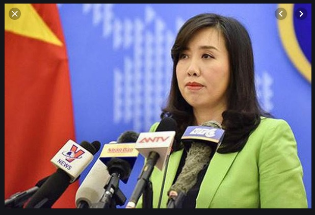 CSVN phản đối Trung Cộng cản trở hoạt động khai thác dầu khí