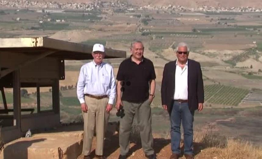 Thủ tướng Israel hứa sẽ sát nhập phần thung lũng Jordan tại West Bank nếu tái đắc cử