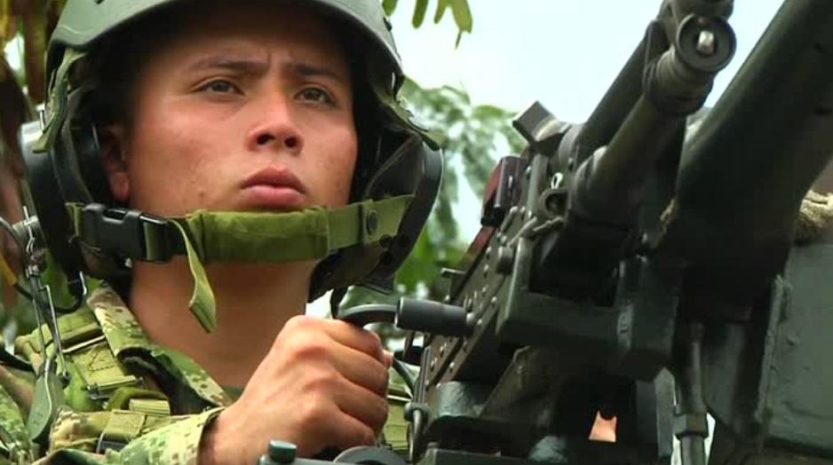Quân đội Venezuela tập trận gần biên giới Colombia