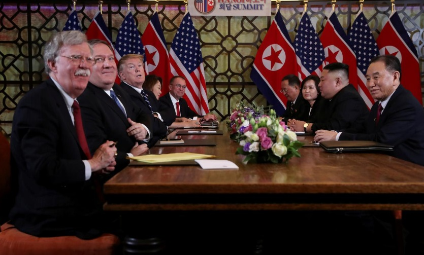 Bắc Hàn có thể tiếp tục đàm phán khi tổng thống Trump sa thải cố vấn an ninh John Bolton