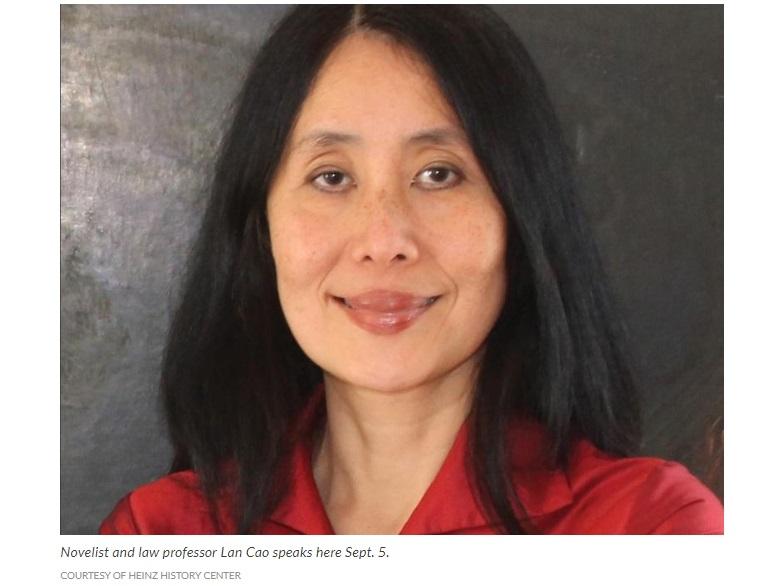 Nữ văn sĩ Lan Cao mở ra những góc nhìn khác về chiến tranh Việt Nam