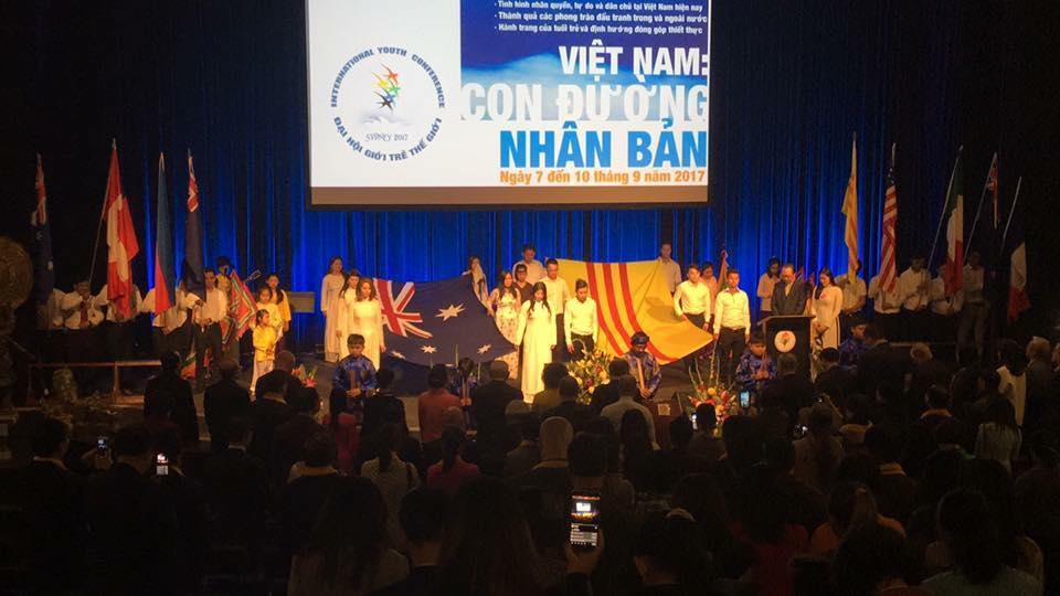 """Báo đảng viết về """"âm mưu"""" đại hội giới trẻ vì nhân quyền Việt Nam"""