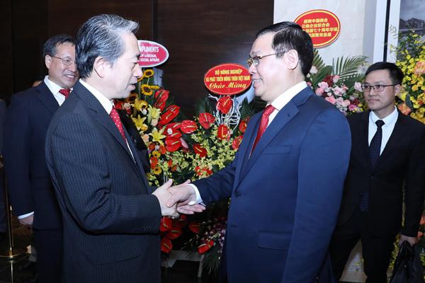 Phó thủ tướng CSVN luôn trân trọng và ghi nhớ công ơn của Trung Cộng