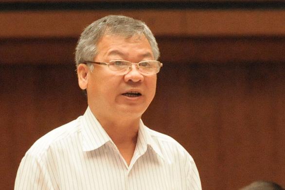 Trưởng đoàn đại biểu quốc hội tỉnh Đồng Nai bị cách chức
