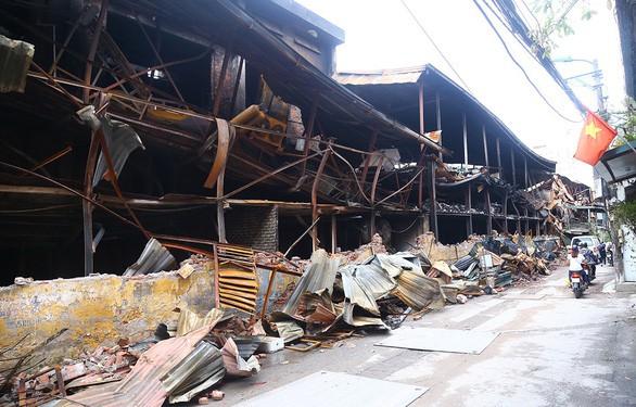 Đề nghị thuê chuyên gia nước ngoài giám định ô nhiễm bởi vụ cháy nhà máy Rạng Đông