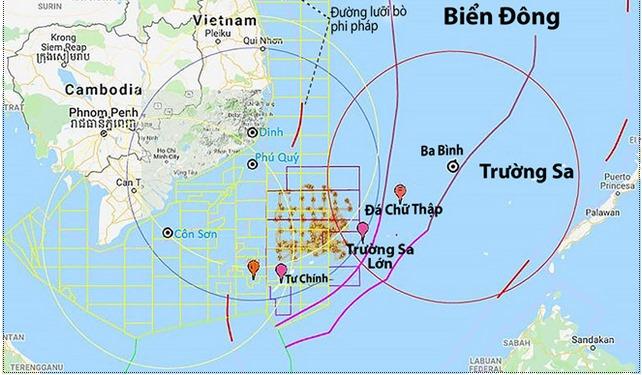 CSVN im lặng khi Trung Cộng khẳng định chủ quyền ở Bãi Tứ Chính