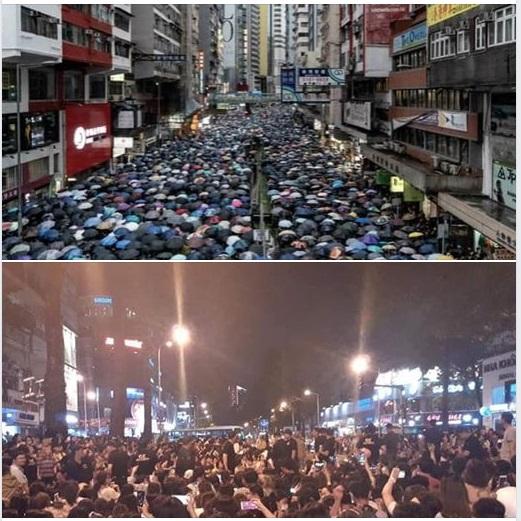 Hong Kong Hôm Nay, Việt Nam Hôm Nao? (Dân Việt)