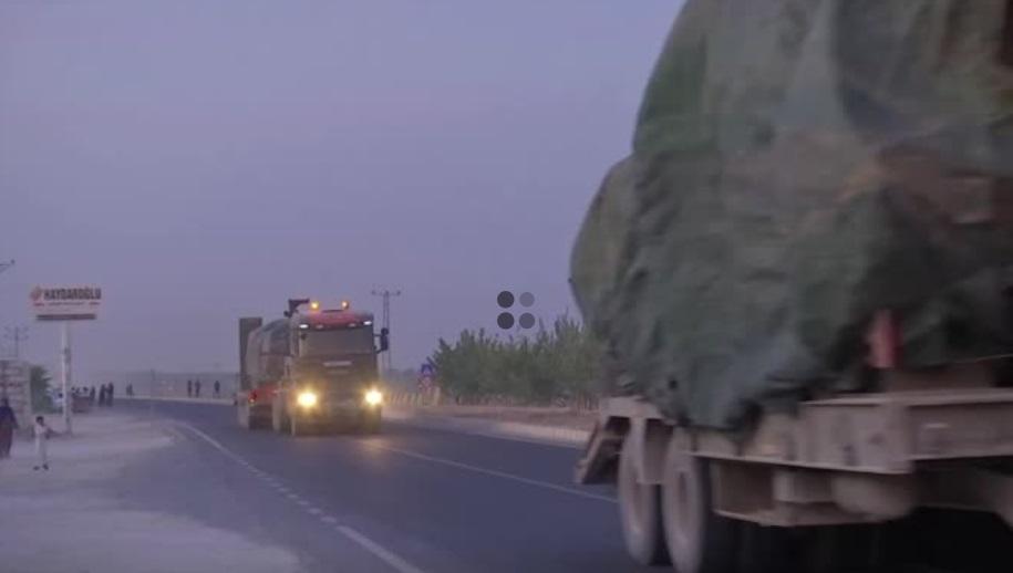 Thổ Nhĩ Kỳ đã bắt đầu cuộc tấn công Syria