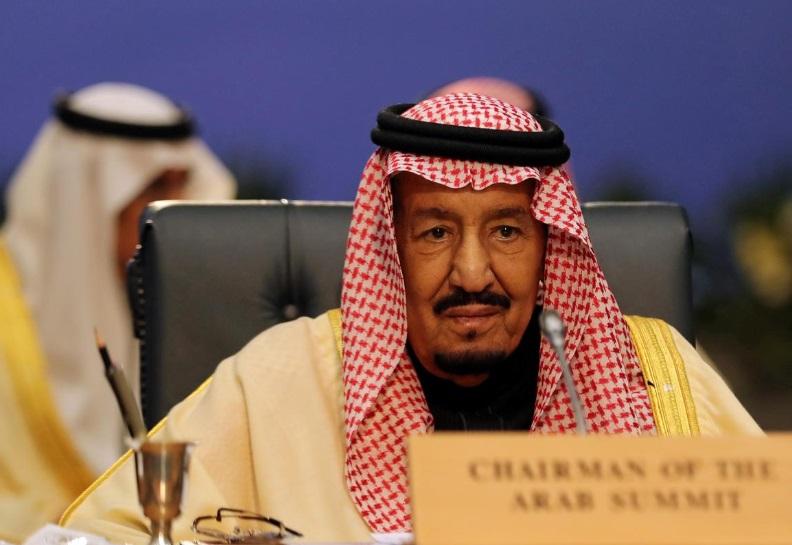 Quốc vương Saudi Arabia đồng ý trả tiền để Hoa Kỳ điều động quân đội đến Saudi