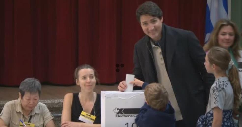 Thủ tướng Trudeau vẫn giữ được vị trí cầm quyền sau cuộc bầu cử