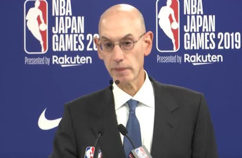Trận đấu bóng rổ tại Trung Cộng giữa Brooklyn Nets Và LA Lakers chưa thể xác định