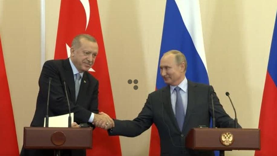 Nga và Thổ Nhĩ Kỳ đạt thỏa thuận loại bỏ lực lượng YPG người Kurd khỏi biên giới Syria