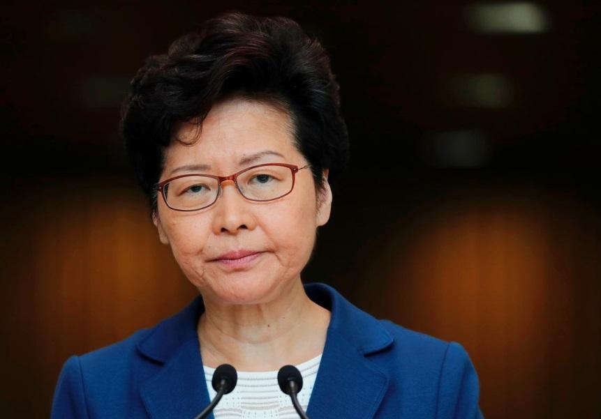 Đặc khu trưởng Hong Kong hủy bỏ cuộc họp với thượng nghị sĩ Ted Cruz
