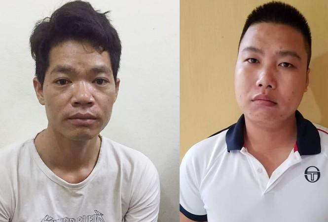 Bắt 2 kẻ mua 10,000 lít nhớt thải đổ xuống suối cấp nước sạch Sông Đà
