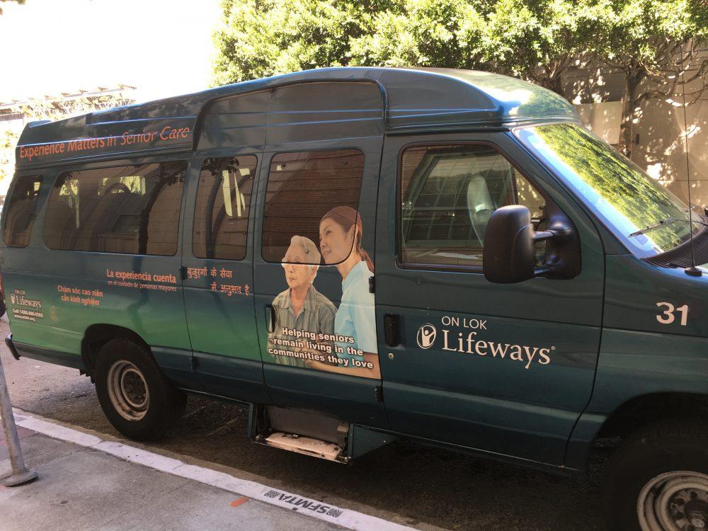 Chương trình hỗ trợ chăm sóc toàn diện cho người cao tuổi (PACE) tại bắc California