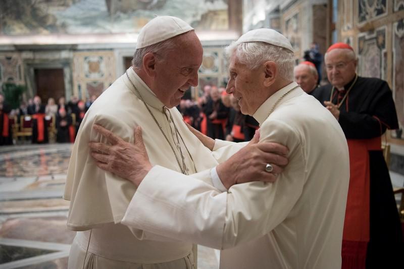 """Bộ phim """"The Two Popes"""" sẽ được công chiếu ở Hoa Kỳ vào tháng 11"""