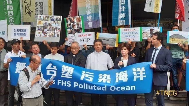 Vụ kiện Formosa của ngư dân Hà Tĩnh sẽ được đưa lên Toà Thượng Thẩm Đài Loan