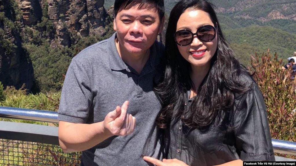 """Công an Khánh Hoà đề nghị truy tố luật sư nhân quyền Trần Vũ Hải tội """"trốn thuế"""""""