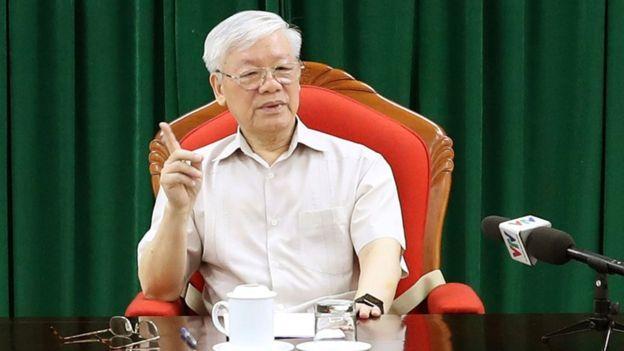 Chuyên gia quốc tế: ông Trọng không thăm hoa kỳ vì lý do sức khoẻ