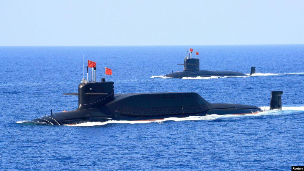 Trung Cộng cho tàu ngầm nổi lên ở Hoàng Sa để đe doạ Việt Nam?