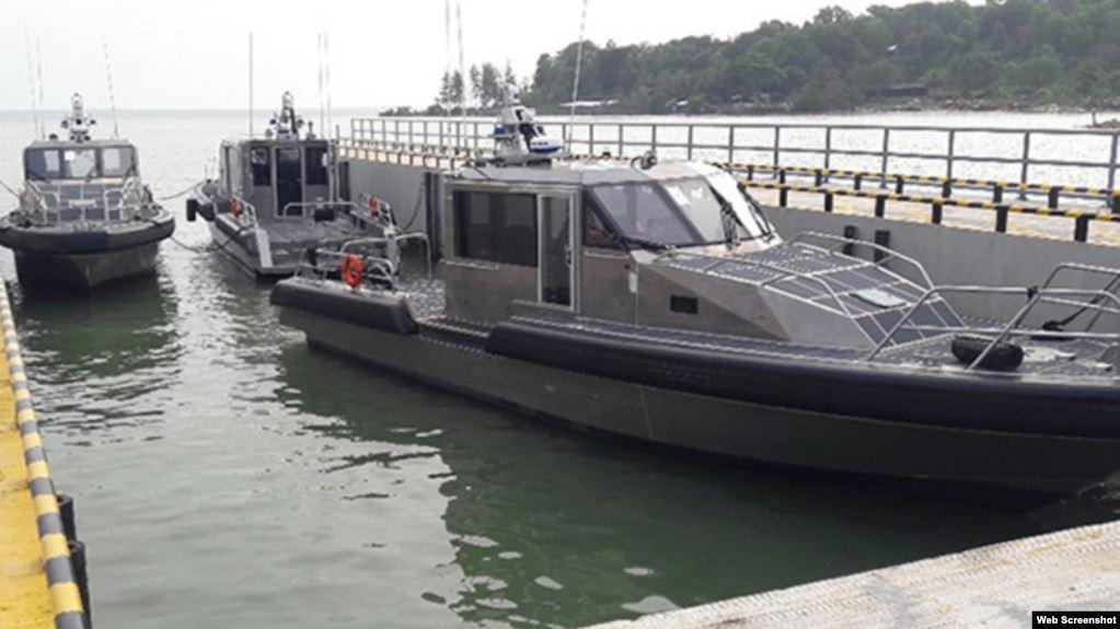 Việt Nam mua 24 xuồng tuần duyên Hoa Kỳ để trang bị cho cảnh sát biển