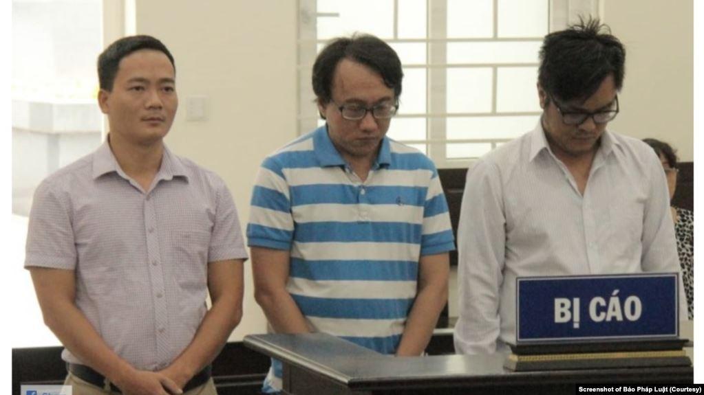 Bộ Nội An Mỹ giúp Việt Nam bắt 4 người gây thiệt hại cho nhiều nhà bán lẻ Hoa Kỳ