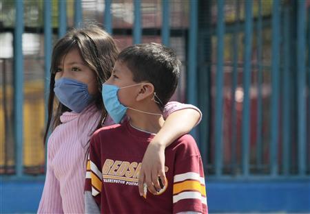 Ca bệnh cúm đầu tiên trong mùa cúm ở Quận Cam