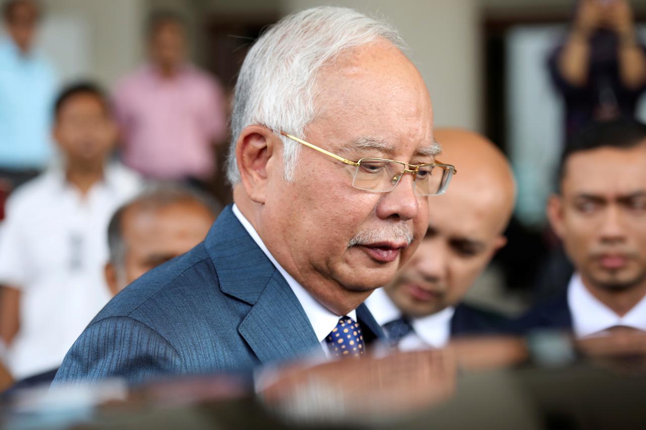 """Công tố viên Malaysia cho rằng cựu thủ tướng Najib Razak chủ mưu tham nhũng như một """"Hoàng Đế"""""""
