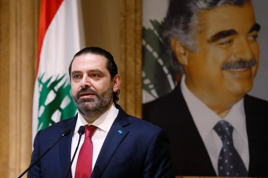 Thủ tướng Lebanon Hariri từ chức