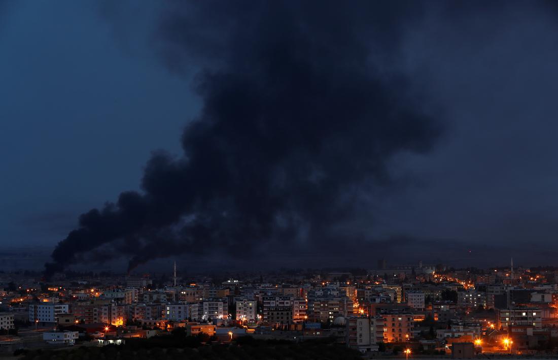 Cố vấn an ninh quốc gia Hoa Kỳ đến Thổ Nhĩ Kỳ nhằm yêu cầu nước này ngừng tấn công miền bắc Syria