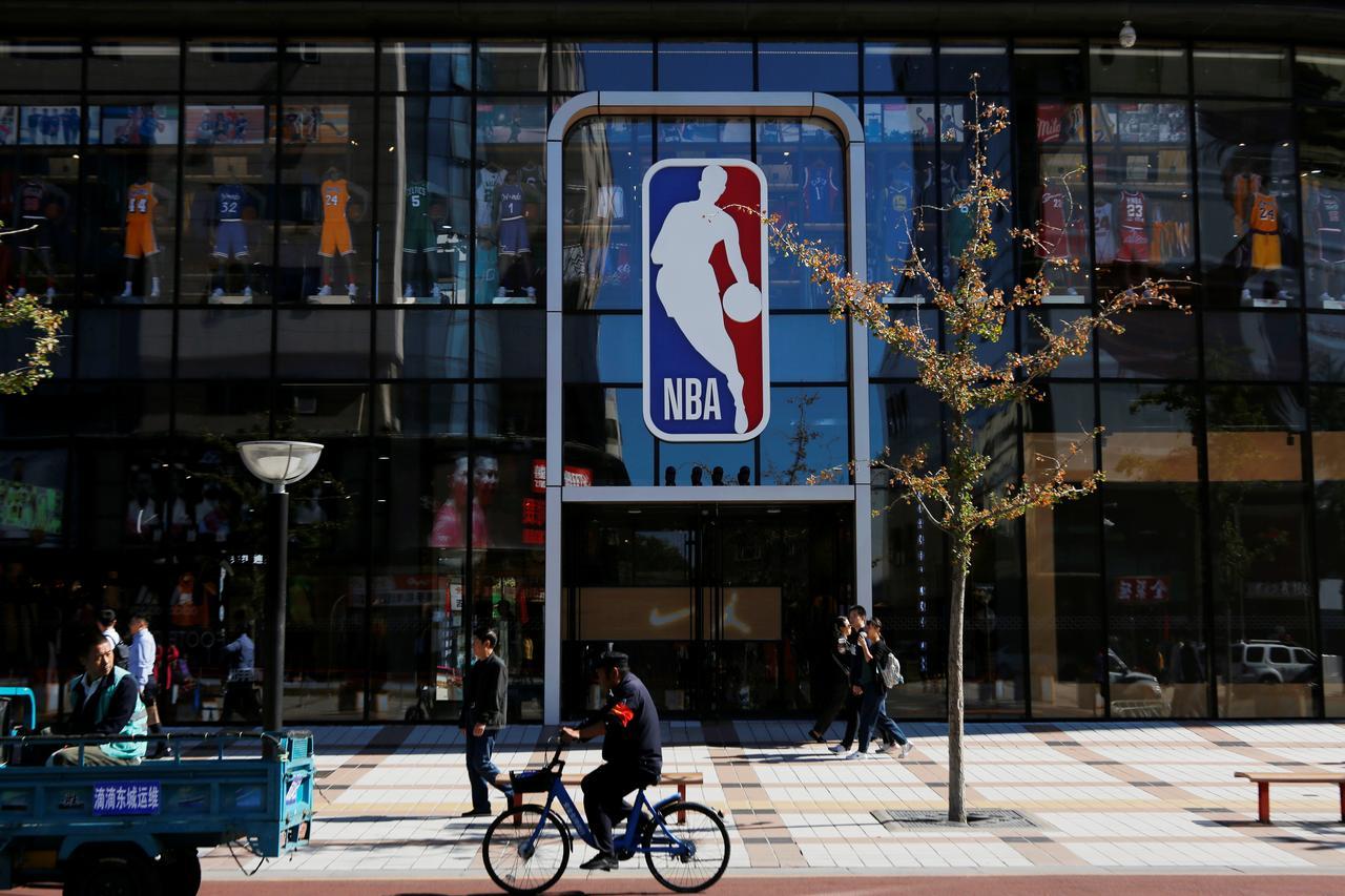 Đài truyền hình Trung Cộng sẽ không trực tiếp trận đấu tiền mùa giải NBA