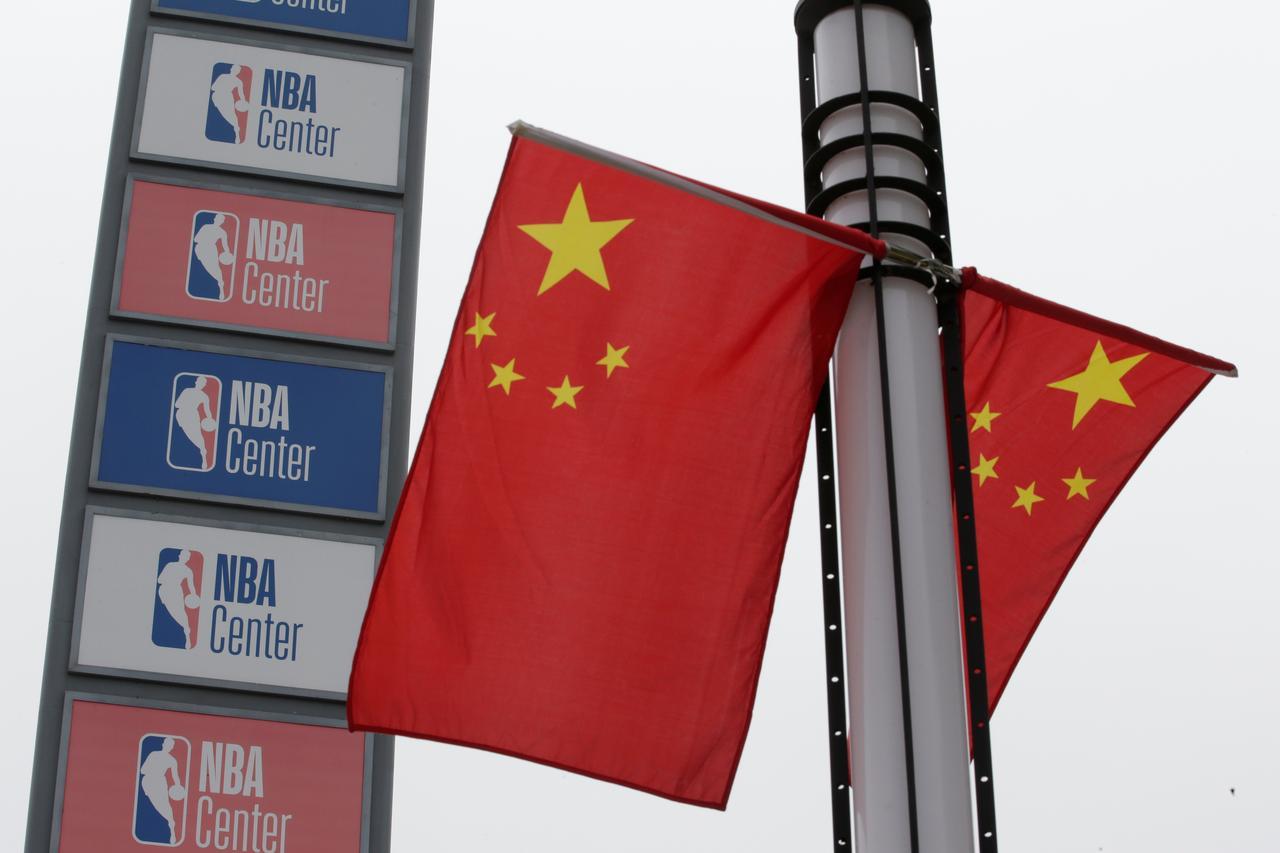 Trung Cộng bác bỏ gây áp lực buộc NBA phải sa thải giám đốc đội Rockets