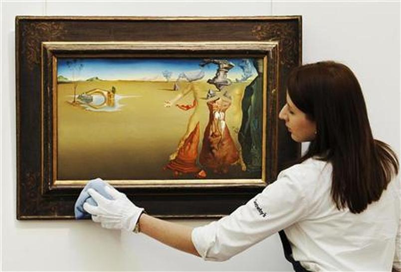 Một tác phẩm nghệ thuật của Dali trị giá 20,000 Mỹ kim bị trộm ở San Francisco