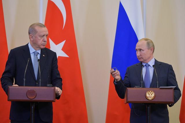 Nga khuyến cáo lực lượng YPG của người Kurd Syria phải rút lui khi các lực lượng của Nga tiến vào