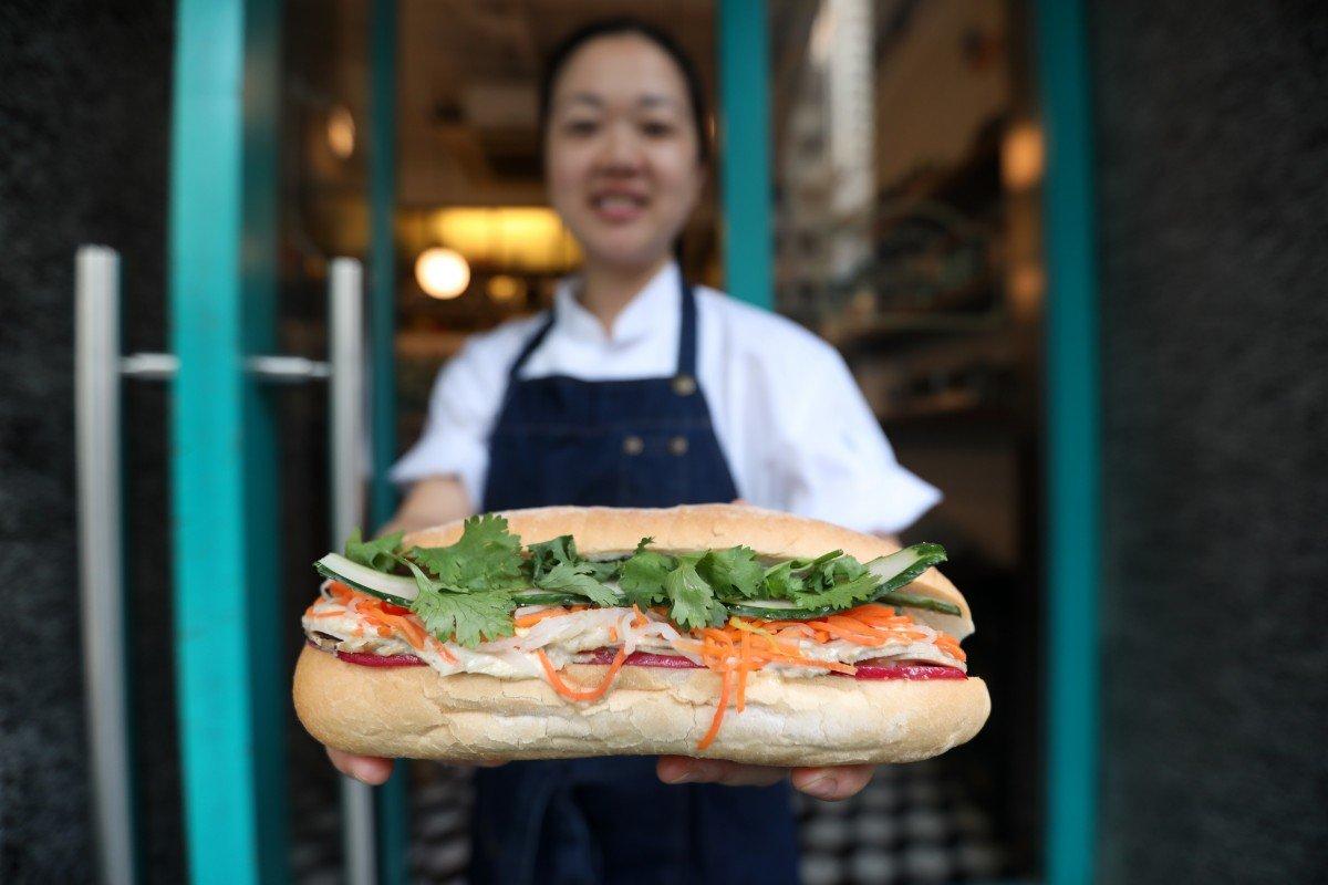 Bánh mì Việt Nam chinh phục cả thế giới
