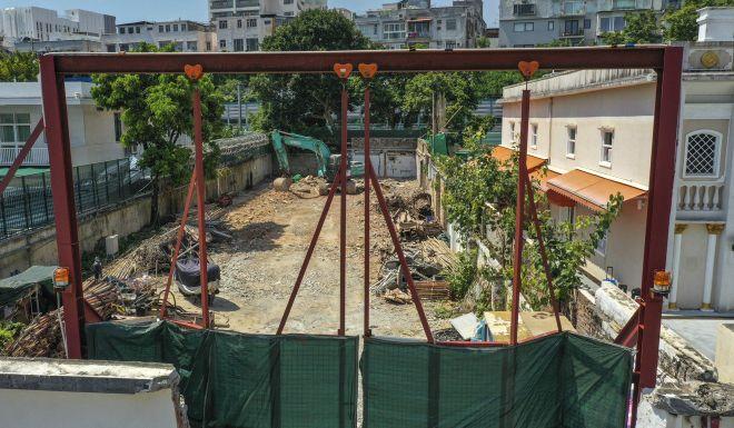 Biệt thự cũ của Lý Tiểu Long tại Hong Kong bị phá dỡ